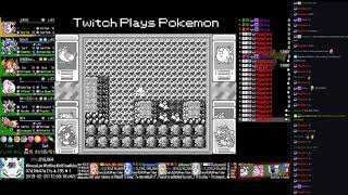 Twitch Plays Pokémon Anniversary Burning Red - Hour 179 to 180