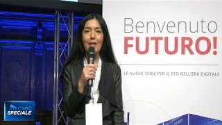Benvenuto Futuro: XL Congresso ANDAF - 1° parte  Speciale CLASS CNBC by Marina Valerio