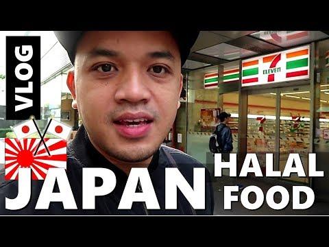 SARAPAN HALAL DI JEPANG! BELI DI 7-ELEVEN | Japan Vlog | Vlog keluarga | Vlog Indonesia