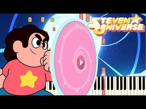 Change - Steven Universe: The Movie  Piano Tutorial Synthesia