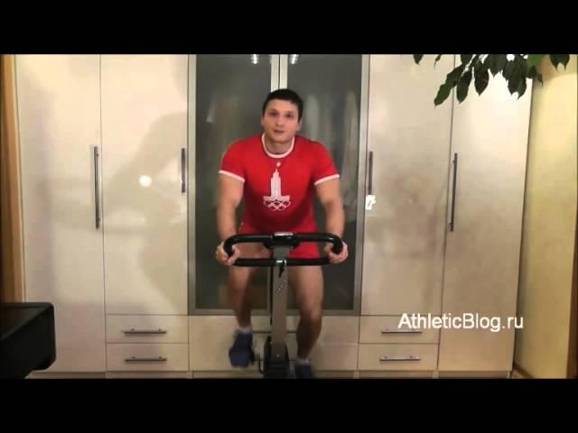 Сколько надо крутить педали на велотренажере чтобы похудеть