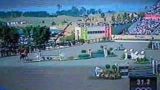 2000 Olympics-Stadium Jumping-Individual