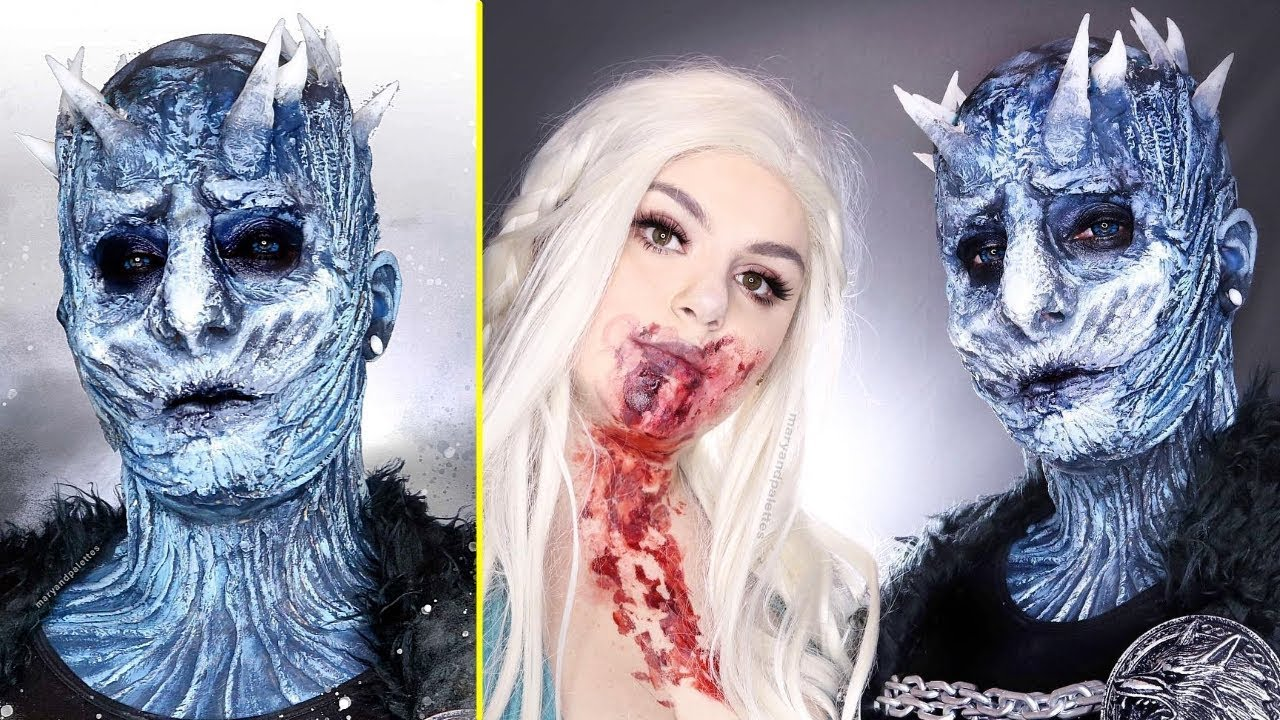 Awesome 12 Special Effects Makeup Transformations Tutorials November 2018 by MUA DIY