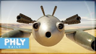 The Germans were FU$%^#$ NUTS | ME-262 A1a/U1 (War Thunder Jets)