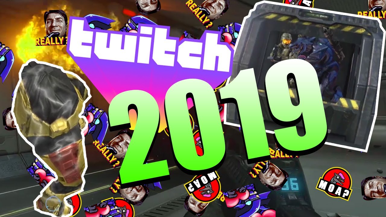 Best-of 'Tricks & Chill' Twitch Halo Créa 2019 !
