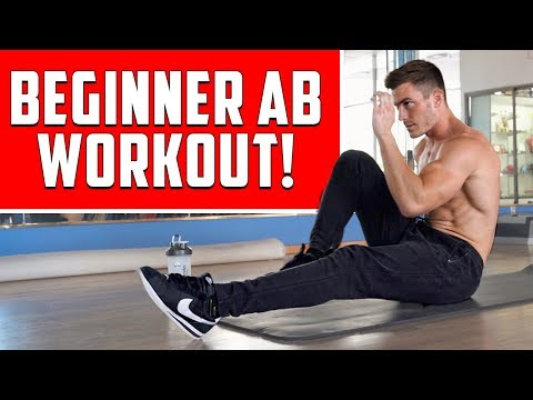 5 Minute Ab Workout for Beginners