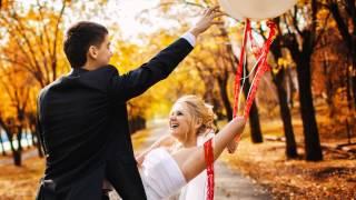 свадебный фотограф Волгоград , Alexej&Ulia autumn wedding 2012