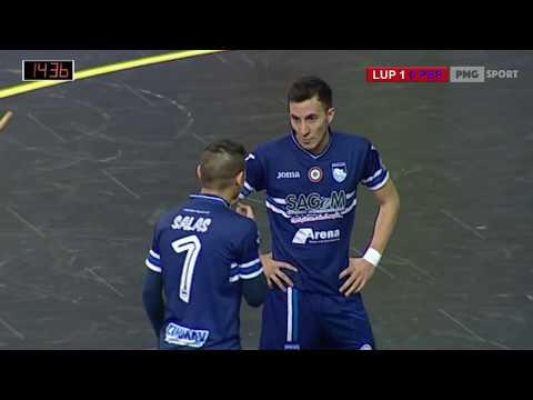 Supercoppa Italiana 2017 Futsal: Luparense vs Pescara