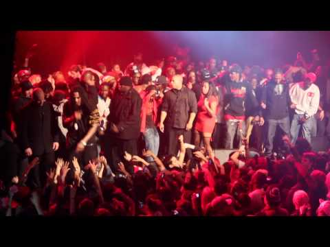 WAKA FLOCKA FLAME LIVE IN MONTREAL FOR THE 1st TIME