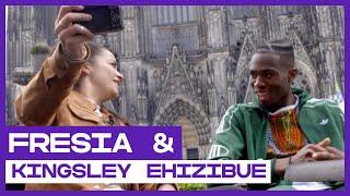 FRESIA & | Kingsley Ehizibue over de kerk, vrouwen en het Duitse voetbal