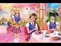 Barbie Enjoy Dressup Game 1 ♥♥ Barbie Beautiful Dress ♥