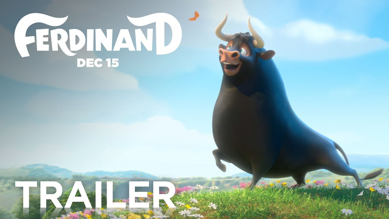 Ferdinand | Trailer [HD] | Fox Family Entertainment