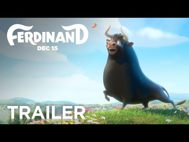 Ferdinand | Trailer | Fox Family Entertainment