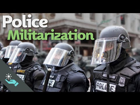 The Quartering of Troops | Police Militarization