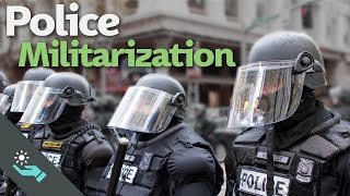 The Quartering Of Troops   Police Militarization