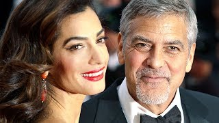 What We Know About George And Amal's Twins