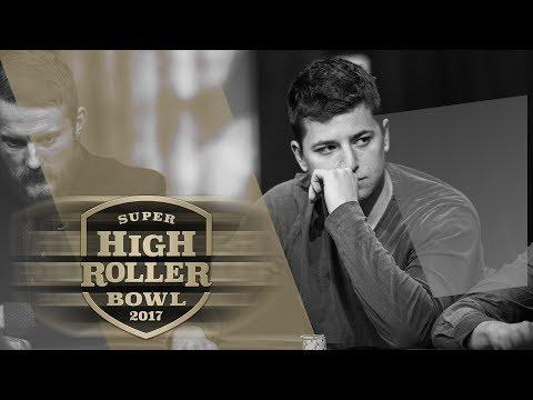 2017 Super High Roller Bowl   Episode 1   PokerGO