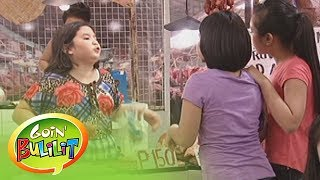 Goin' Bulilit: Selling meat products
