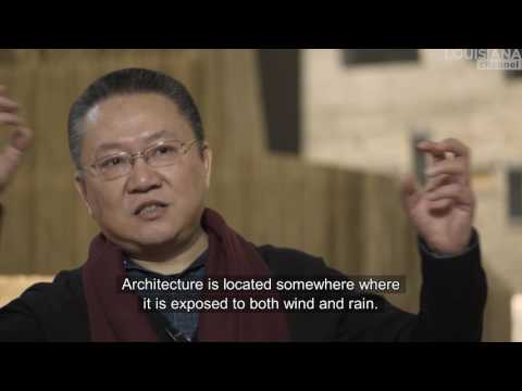 Wang Shu Interview: Architecture is a Job for God