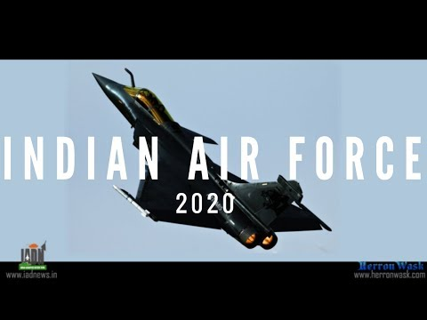 Indian Air Force - 2020 ((Must Watch Future))