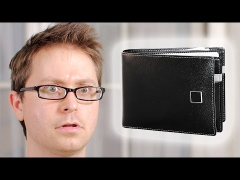 9 Stages Of Losing Your Wallet