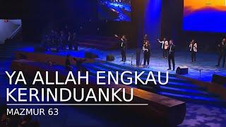 #WorshipSeries Ya Allah Engkau Kerinduanku (Mazmur 63) - Bethany Nginden Church