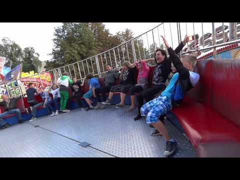 Kesseltanz Reminder Onride Show Video Moerser Kirmes 2012 by kirmesmarkus