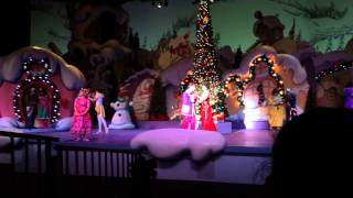 How the Grinch Stole Christmas at Universal Orlando Islands of Adventure (Complete Show)