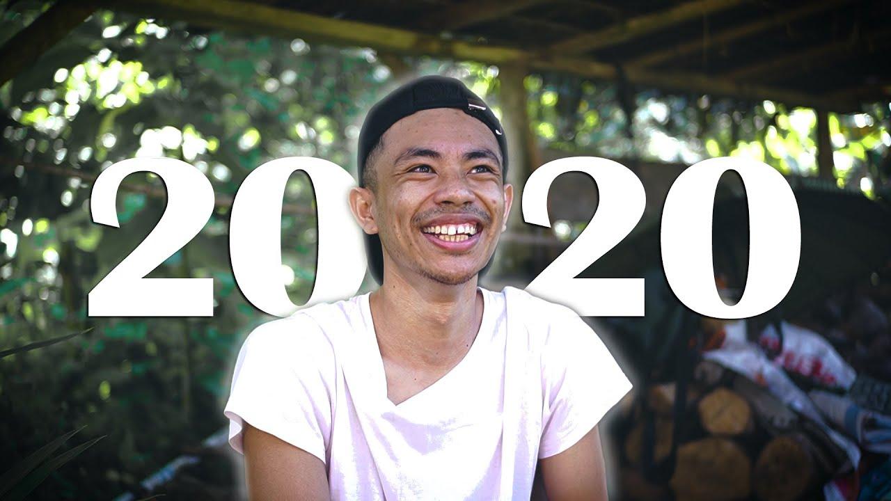 SLAMAT TINGGAL 2020 - HALLO 2021