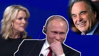 Два взгляда Америки на Путина  Келли и Стоун