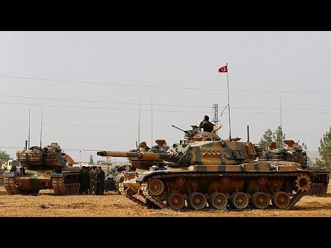 """L'offensiva turca in Siria e Iraq. Erdogan:""""Non lasceremo Mosul all'Isil"""""""