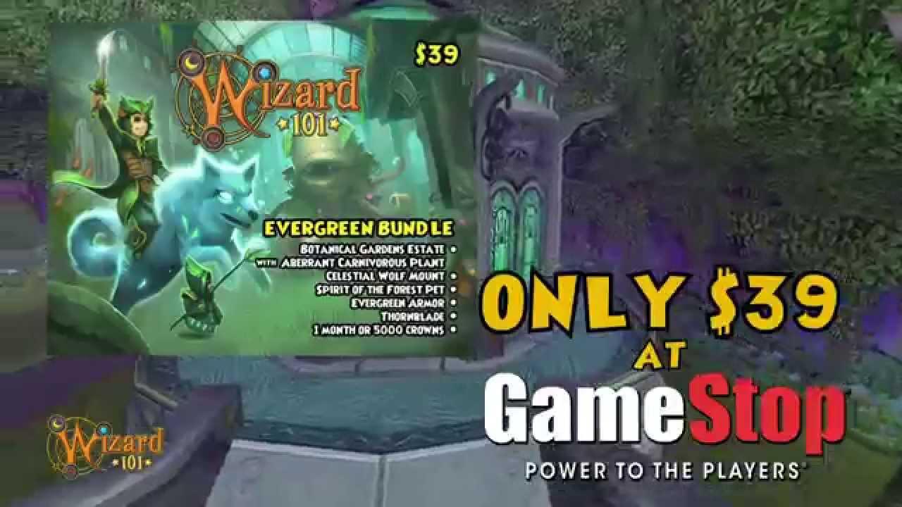 Wizard 101 - MMOGames com