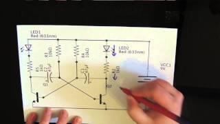 Analog Electronics Tutorials #1: The Astable Multivibrator