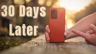 Samsung Galaxy S20 Ultra Review: 30 Days Later