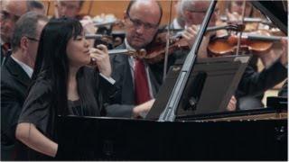 HJ Lim plays Rachmaninov Piano Concerto N.3 in D minor