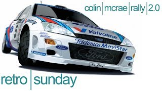 Retro Sunday - Colin McRae Rally 2.0 | 57k Subs Today?
