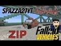 Minecraft Fallout ZIP  car Tutorial