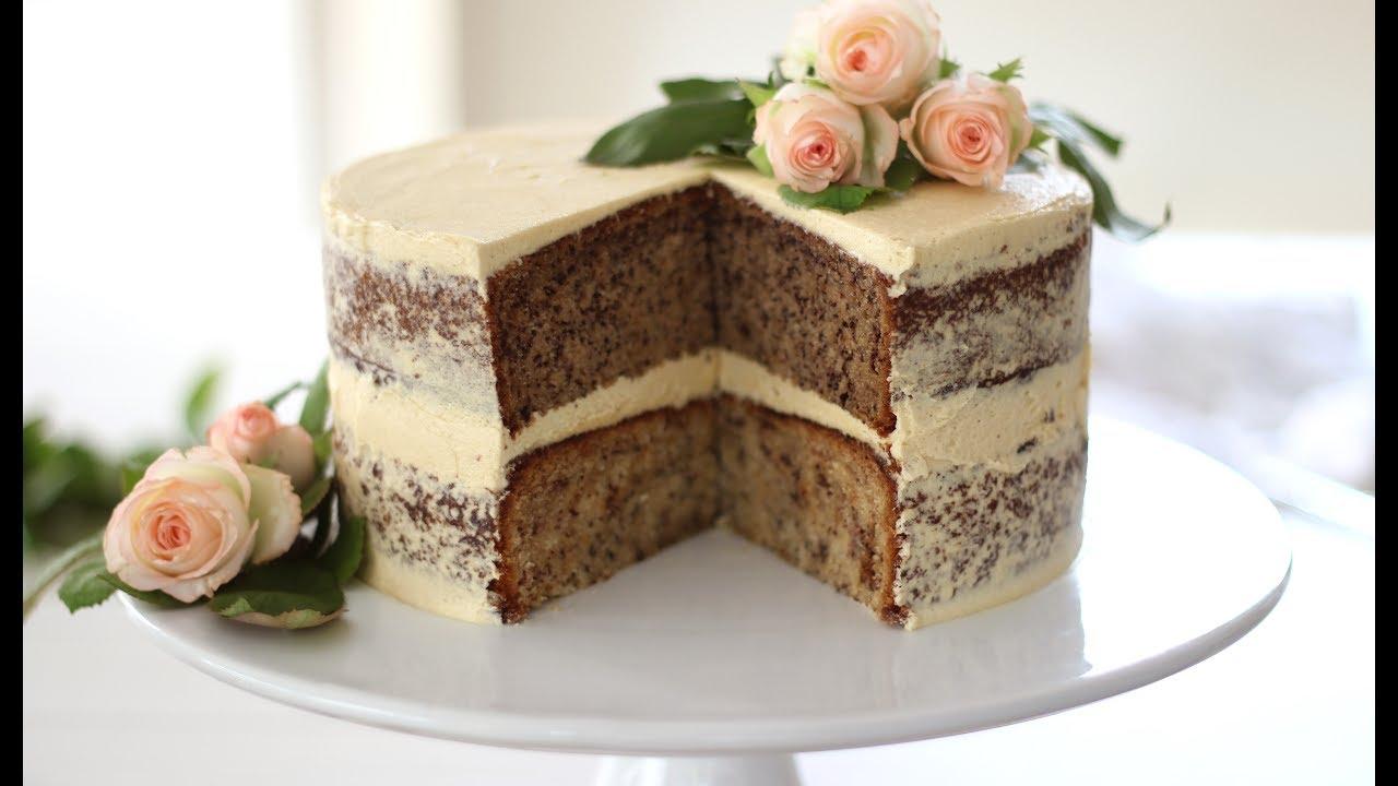 Banana cake recipe youtube - Banana cake decoration ...