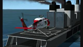 USCG TOUCH N Go in Turkey on the Chase.wmv