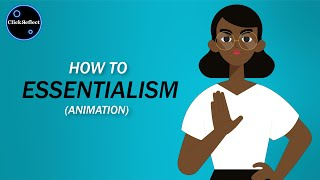 5 Powerful lessons for you to live an Essentialist life | Essentialism by Greg Mckeown | Pursue Less