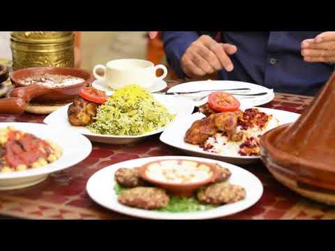 NoGarlicNoOnions in Dubai (Khan Murjan Restaurant, Wafi Mall)