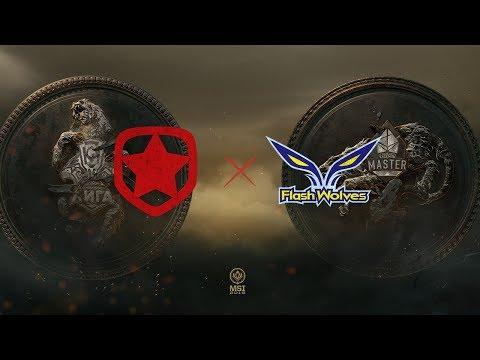 Gambit x Flash Wolves - Jogo 2 (MSI 2018 - Fase de Entrada - Rodada 2 - Dia 2)
