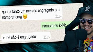 MENINAS DANDO FORA EM CARAS Q MERECERAM
