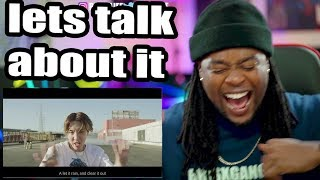 J HOPE Chicken Noodle Soup feat Becky G MV My Thoughts & REACTION CNS