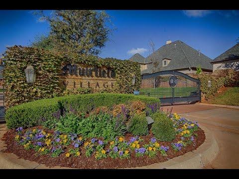 Muirfield Village In Oklahoma City Custom Luxury Homes
