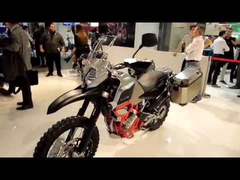 SWM SuperDual - Walkaround @ Eicma 2015