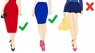 18 EASY CLOTHING TIPS THAT WILL HELP YOU LOOK EVEN BETTER