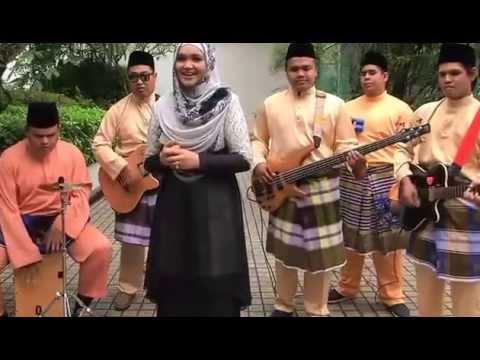 Sesuci lebaran : Jamming season Dato Siti feat Caliph Buskers