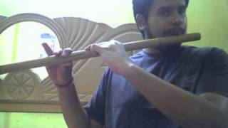 SiddhiVinayak Theme Song- Flute cover (Played by- Saurabh Indoria)