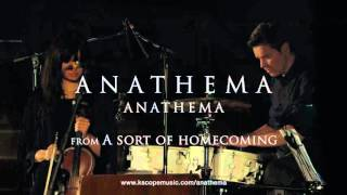 Anathema - Anathema (from A Sort of Homecoming)